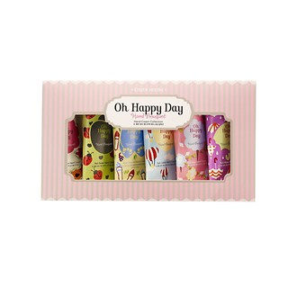 OH HAPPY DAY HAND BOUQUET HAND CREAM COLLECTION AD