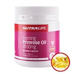 NUTRALIFE EVENING PRIMROSE OIL 1000mg (180 Capsules) / Take 1 to 3 capsules daily.