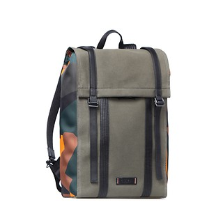 #CARGO / SPORTS LUXE CANVASMETRO BACKPACK