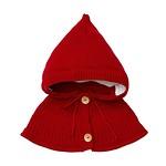 #RED / MINKELEPANG GIFT FAIRY CAPE HOOD