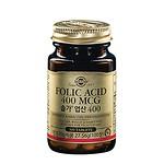 Folic acid 400 (100 (TB))