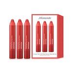 #11号 / 花心丝绒唇膏笔 3件套装 红丝绒
