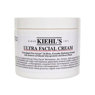 ULTRA FACIAL CREAM 125ml