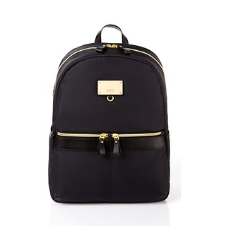 #Black / Airette Backpack L