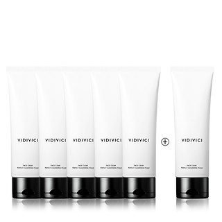 泡沫洁面 Face Clear Perfect Cleansing Foam 5SET (5+1)