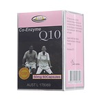 Coenzyme Q10 50mg (for high blood pressure and heart health) 60 capsules