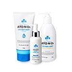 Ato&O2 SKIN Lightly acidic Bath&Shampoo+Lotion+Oil set