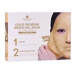 面膜 GOLD PREMIUM MODELING MASK 50g*5片
