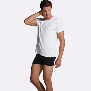 #WHITE / 맨즈 크루 넥 티셔츠 MTTS303 M