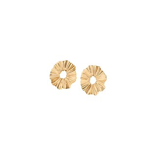 #GOLD / Joli Small Flare Earrings