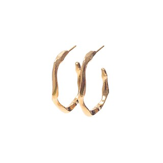 #GOLD / Joli Small Hoop Earrings