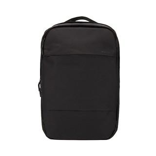 #Black / Incase City Backpack w/Diamond Ripstop