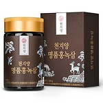 Luxury Red Ginseng +Antler(240g)
