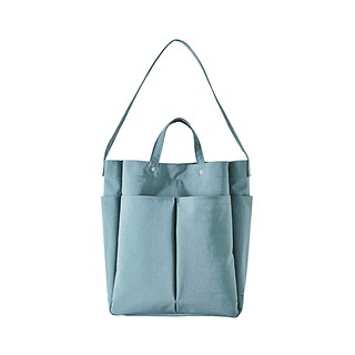 #SteelBlue / HEN DAY SHOPPER