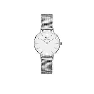 Classic Petite Sterling White 28mm