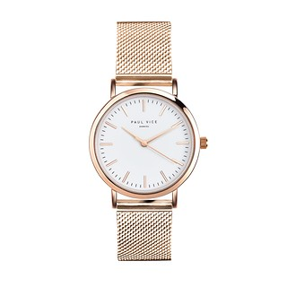 #Rosegold / Emma Collection White