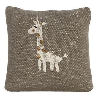 #MIX / Knitted cushion giraffe