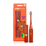 LINE BROWN SONIC ELECTRIC TOOTHBRUSH