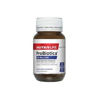 뉴트라라이프 프로바이오틱스 유산균 500억(30캡슐) / 1개월분