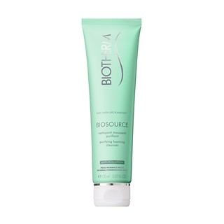 BIOSOURCE TONING CLEANSER CLEANSER 150ML / 비오수르스 클렌징 폼 중ㆍ복합성용 150ML