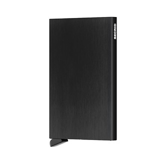 #Black / Cardprotector Bruched