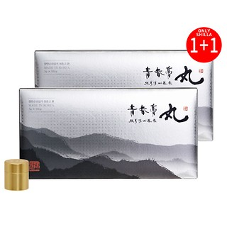 CHEONGCHUNGO PILLS BY CHANG M.S. FAMILY'S KOREAN WILD GINSENG 10p 1+1