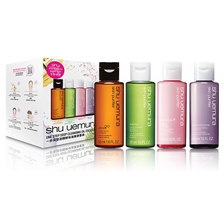 卸妆油套装 CO TRAVEL SET 50ML*4EA(U/8+A/O+F/S+B/C)