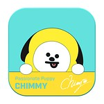 BT21_CHIMMY_WIRELESS CHARGER_S2B