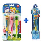 儿童牙刷 3+1 children toothbrush3+1