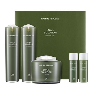 SNAIL SOLUTION SPECIAL SET