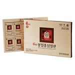 HONEYED KOREAN RED GINSENG SLICES (6-YEARS OLD RED GINSENG ROOT) 10P