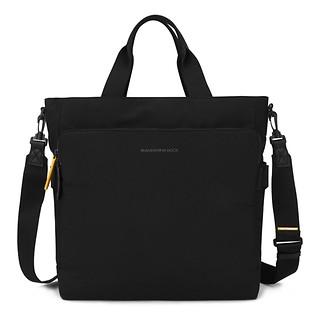 #BLACK / TOTE BAG WIDER WDT05651