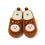 AUTUMN STORY_SLIPPERS_APEACH