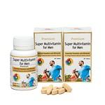 MULTIVITAMINS FOR MEN 60 Tablets *2 Bottles