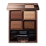 #02 CHOCOLAT BLANCE / LUNASOL SELECTION DE CHOCOLAT EYES 魅惑朱古力4色眼影组 5.5G