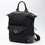 #BLACK / Molly Backpack
