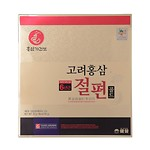 Sliced Korean Red Ginseng Gold 120g (20g*6)