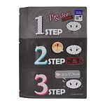 PIG CLEAR BLACK HEAD 3-STEP KIT STRONG (NOSE PACK)