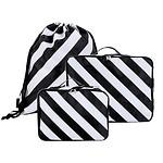 #STRIPE / TRAVEL BAG