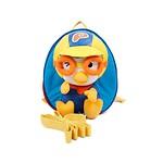 Pororo Missing Child Prevention Backpack_Blue