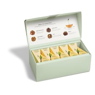 Presentation Box Green Tea Assortment