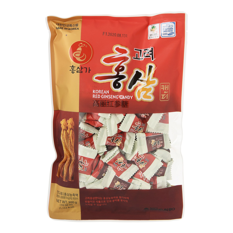 Korean Red Ginseng Candy 300g