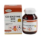 [EXP. by 04/2022] #ANTIOXIDANTS / Coenzyme Q10 50mg (for high blood pressure and heart health) 60 capsules