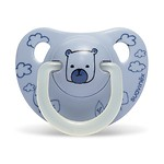 #Blue / silicone LUMINOUS SOOTHER 0~6m BEAR (0-6m)