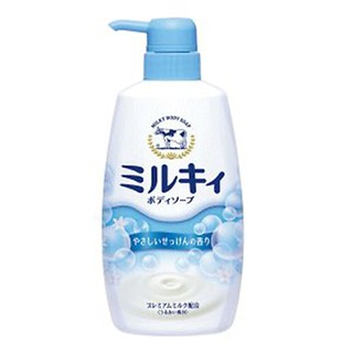 fragrance of the soap
