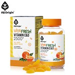 #MULTIVITAMINS / VITAMIN / VITAFRESH CITRUS FLAVOR VITAMIN C&D 2500 (70 GUMMIES) / Take and chew one gummy three times daily.
