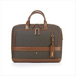 #Brown / Benson Briefcase