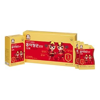 GENERAL HONG RED GINSENG EXTRACT (HONGEJANGGOON) ROYAL (STEP1)