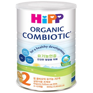 콤비오틱 유기농 2단계