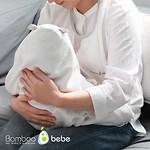 MILD BAMBOO TOKTOK COMFORTABLE BATH TOWEL FOR MOM 95*95cm